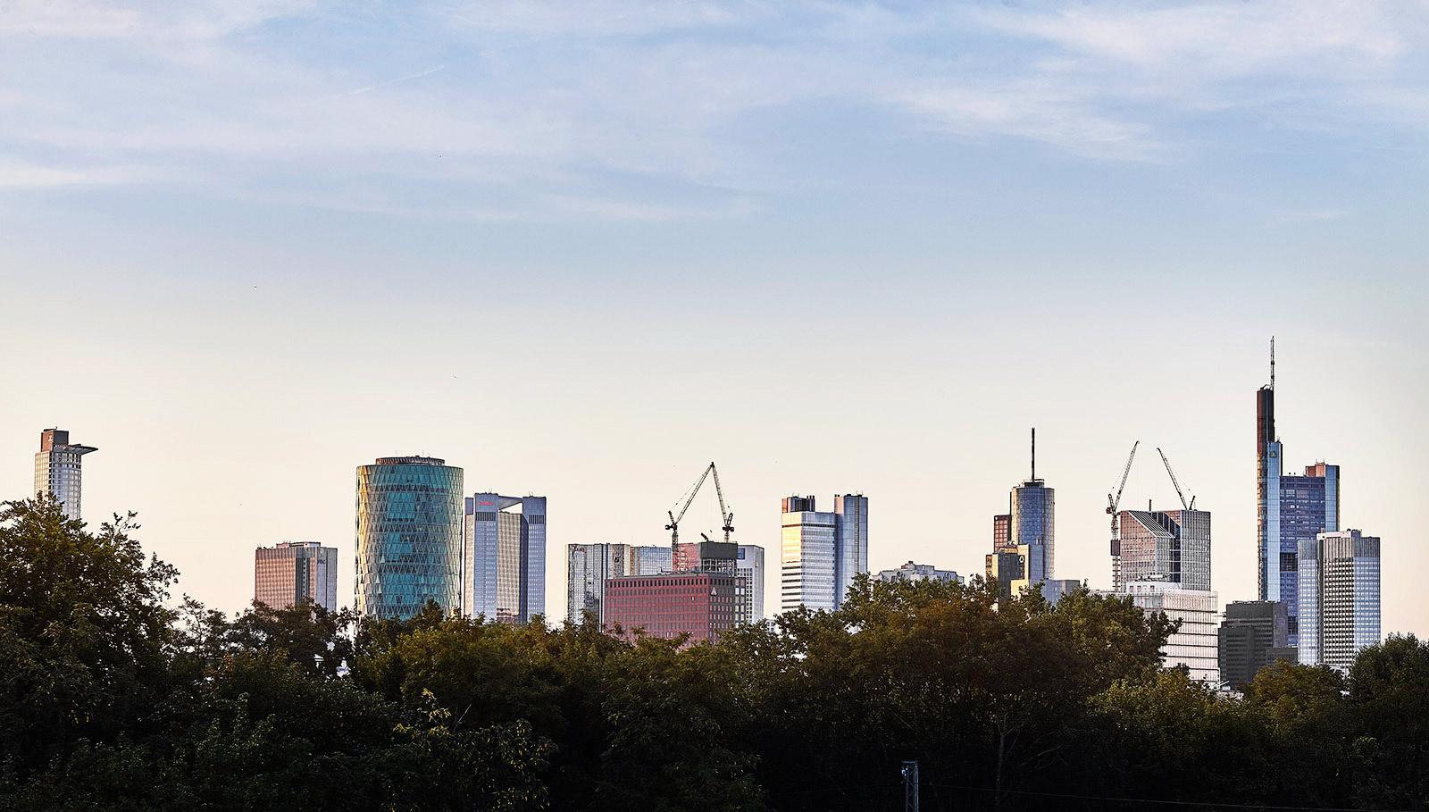 Architekturfotograf-Frankfurter-Skyline